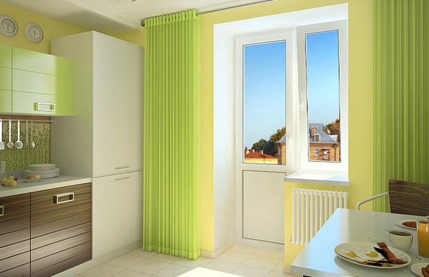 """Балконы и балконные блоки в киеве - компания """"виман""""."""